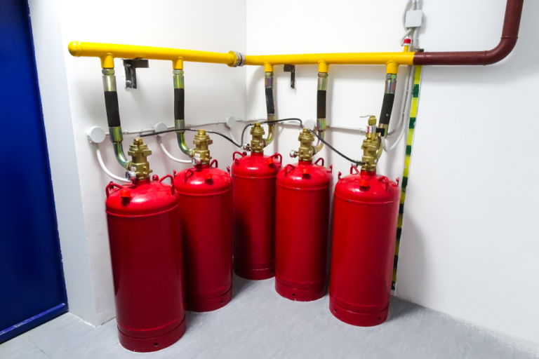 Fm 200 fire suppression system company in the philippines