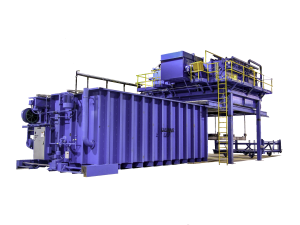 Quench tank factory industrial fire protection system